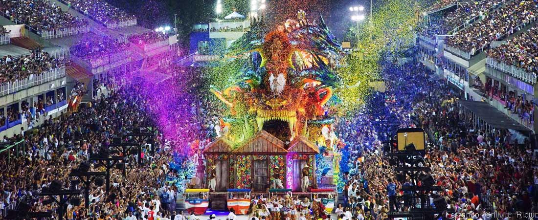 Biggest Car In World >> Le Carnaval de Rio | Vivatours Bresil